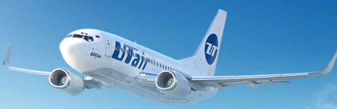 UTair fly